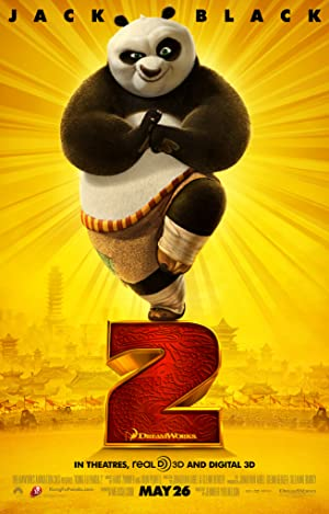 Kung Fu Panda 2 (English)