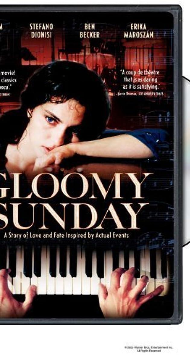 Gloomy Sunday Actress