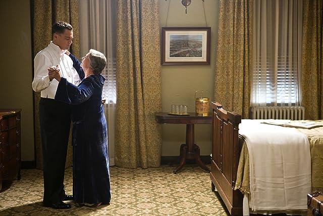 Leonardo DiCaprio and Judi Dench in J. Edgar (2011)