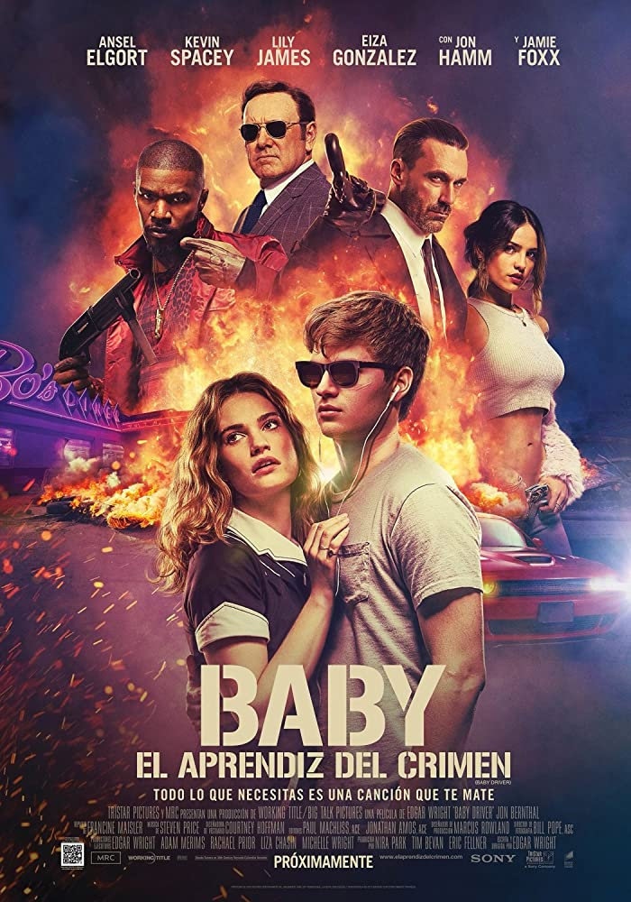 Baby Driver (2017), Online Subtitrat