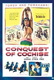 Conquest of Cochise Poster