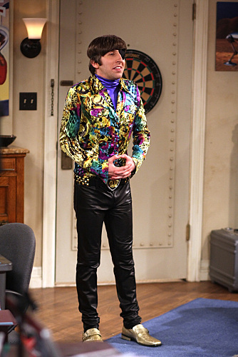 Simon Helberg in The Big Bang Theory (2007)