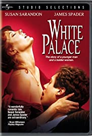 White Palace Poster