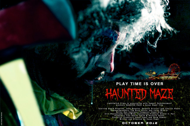 Haunted Maze (2017)