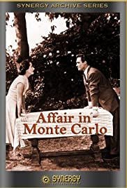 Affair in Monte Carlo Poster