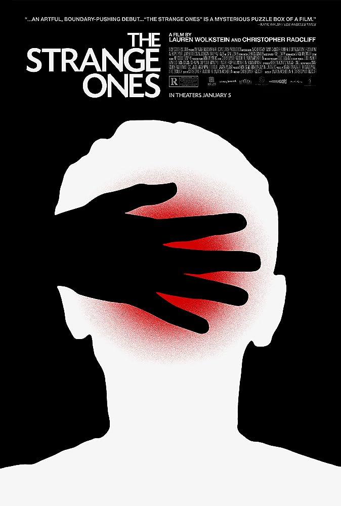مشاهدة فيلم The Strange Ones 2017 مترجم