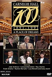 Carnegie Hall at 100: A Place of Dreams Poster