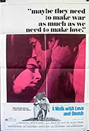 A Walk with Love and Death 1969 Poster