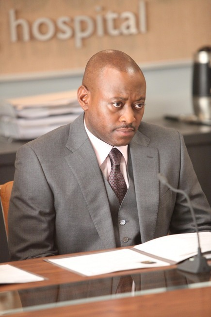 Omar Epps in House (2004)