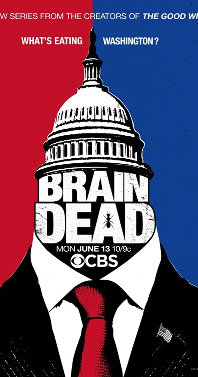 BrainDead (TV Series 2...