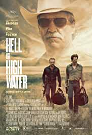 Hell or High Water poster do filme