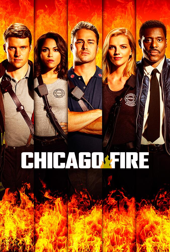 Assistir Chicago Fire Dublado e Legendado Online