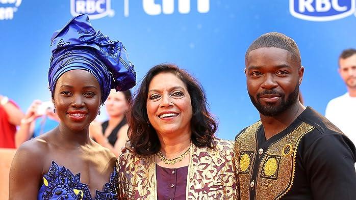 Mira Nair, David Oyelowo, and Lupita Nyong'o
