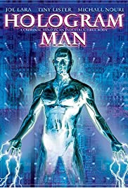 Hologram Man (1995) Poster - Movie Forum, Cast, Reviews