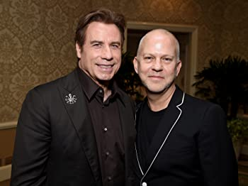 John Travolta and Ryan Murphy