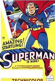 Superman(1941) Poster - Movie Forum, Cast, Reviews