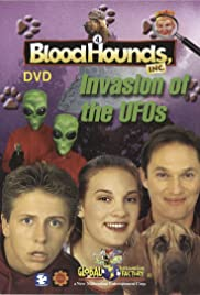 Bloodhounds, Inc. #4: Invasion of the UFO's Poster