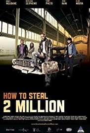 How to Steal 2 Million Poster