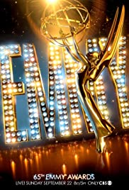 The 65th Primetime Emmy Awards Poster