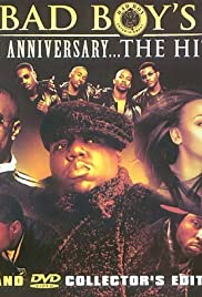 Bad Boy's 10th Anniversary... The Hits Poster