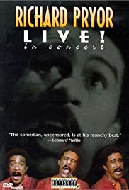 Richard Pryor: Live in Concert (1979) Poster - Movie Forum, Cast, Reviews