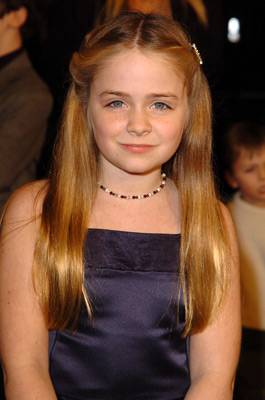 Morgan York at Cheaper by the Dozen (2003)