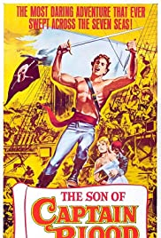 The Son of Captain Blood Poster