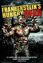 Frankenstein's Hungry Dead Poster