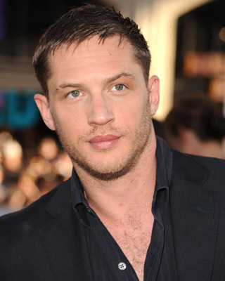 Tom Hardy at an event for Inception (2010)