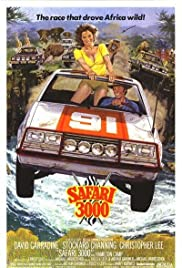 Safari 3000 (1980) Poster - Movie Forum, Cast, Reviews