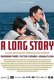 A Long Story(2013) Poster - Movie Forum, Cast, Reviews