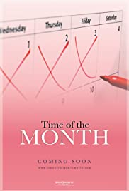 Time of the Month Poster