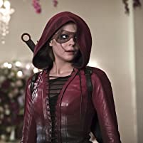 Willa Holland in Arrow (2012)