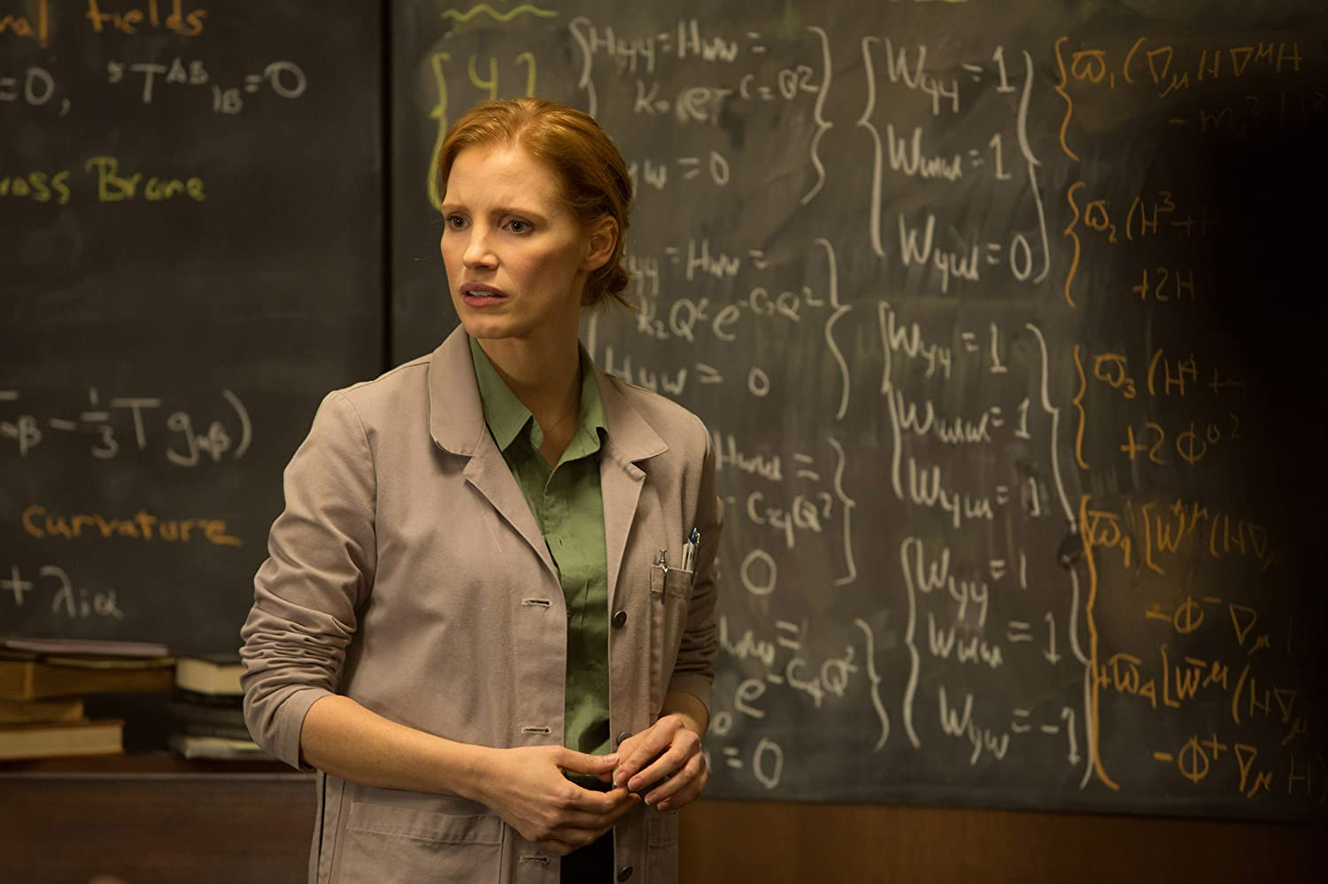 Jessica Chastain in Interstellar (2014)