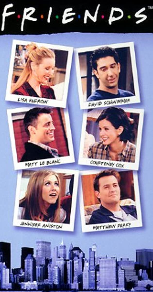 """analysis of tv series friends Some of you will immediately recognize this tv show as """"friends,"""" the nbc  sitcom that ran from 1994 to 2004 it's considered one of the most."""