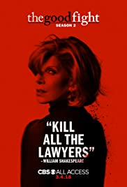 The Good Fight Poster - TV Show Forum, Cast, Reviews