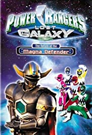 Power Rangers Lost Galaxy: Return of the Magna Defender Poster