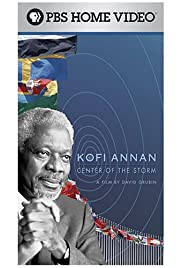 Kofi Annan: Center of the Storm Poster
