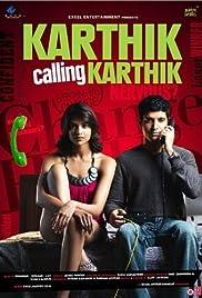 Karthik Calling Karthik(2010) Poster - Movie Forum, Cast, Reviews