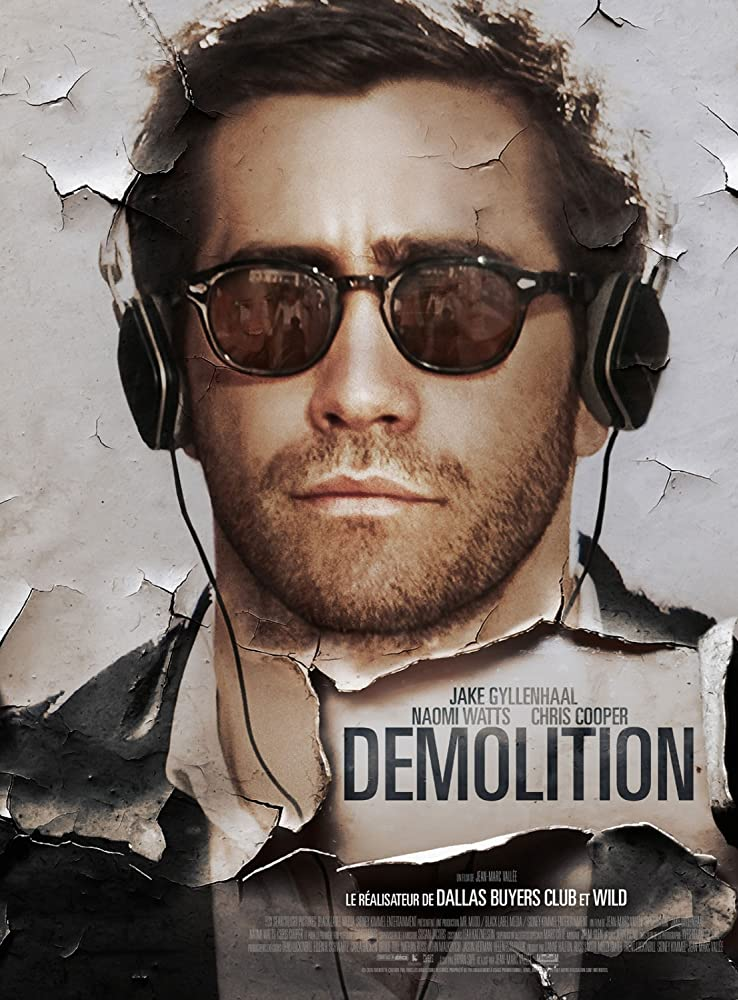 Demolition 2015 Dual Audio Movie 890MB