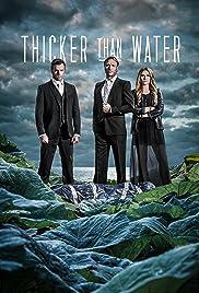 Tjockare än vatten Poster