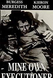 Mine Own Executioner (1947) Poster - Movie Forum, Cast, Reviews