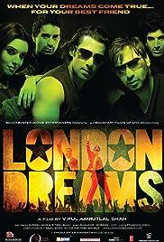 London Dreams(2009) Poster - Movie Forum, Cast, Reviews