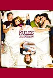 Rules of Engagement Poster - TV Show Forum, Cast, Reviews