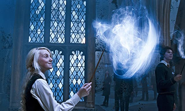 Evanna Lynch in Harry Potter and the Order of the Phoenix (2007)