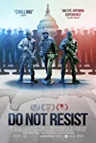 Image of Do Not Resist