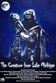 The Creature from Lake Michigan Poster