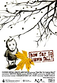 How Far Do Leaves Fall? Poster