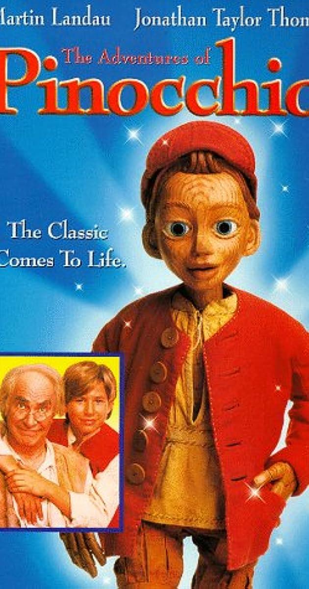 The Adventures of Pinocchio (1996) - IMDb