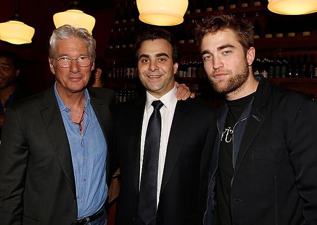 Richard Gere, Robert Pattinson, and Nicholas Jarecki at an event for Arbitrage (2012)